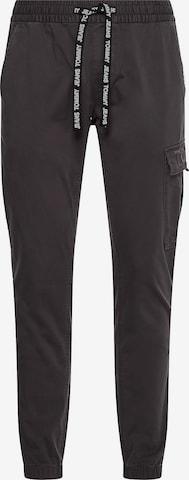 Tommy Jeans Jogginghose in Grau