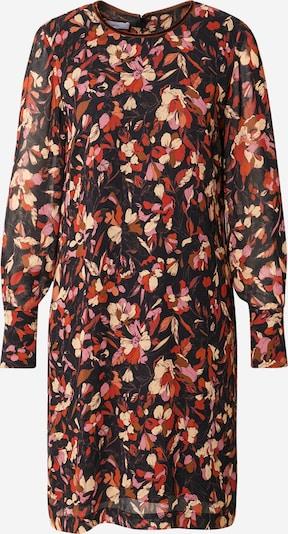 CINQUE Skjortklänning 'ELMO' i pastellgul / mörkorange / rosé / röd / svart, Produktvy