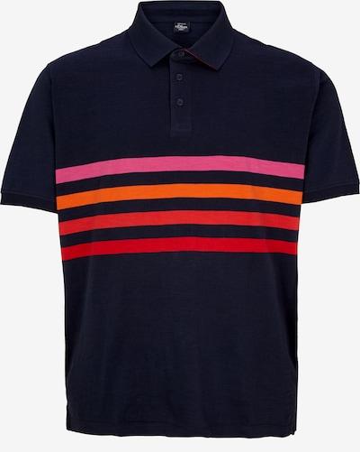 s.Oliver Men Big Sizes Poloshirt in dunkelblau, Produktansicht
