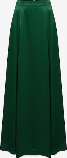 IVY & OAK Rok in de kleur Smaragd: Vooraanzicht