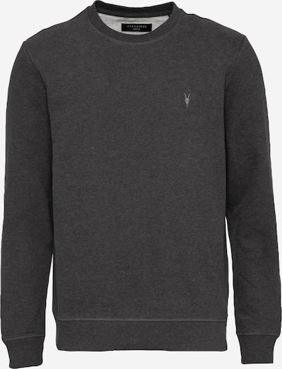 AllSaints Sweat-shirt 'Raven' en gris chiné, Vue avec produit