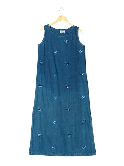 Jane Ashley Jeanskleid in M-L in blue denim, Produktansicht