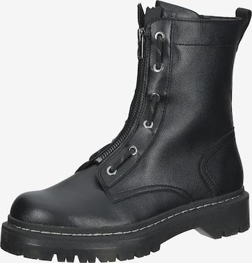 bugatti Ankle Boots in Black