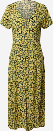 LTB Kleid 'NADILO' in navy / gelb / grün, Produktansicht