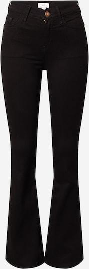 Jeans 'AMELIE' River Island pe negru denim, Vizualizare produs