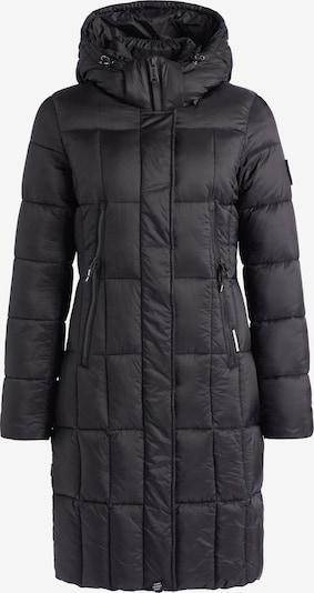 khujo Manteau d'hiver en noir, Vue avec produit