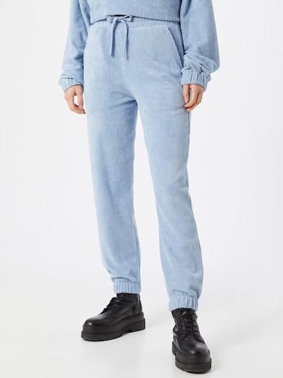 Pantaloni NU-IN pe albastru deschis, Vizualizare model