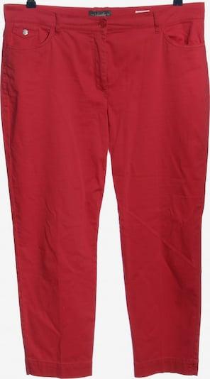 Vanilia Stoffhose in XXL in rot, Produktansicht