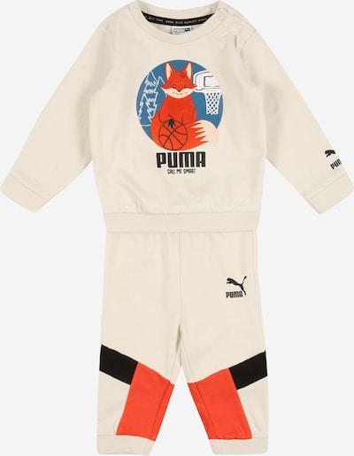 PUMA Overall in grau / orange / schwarz, Produktansicht