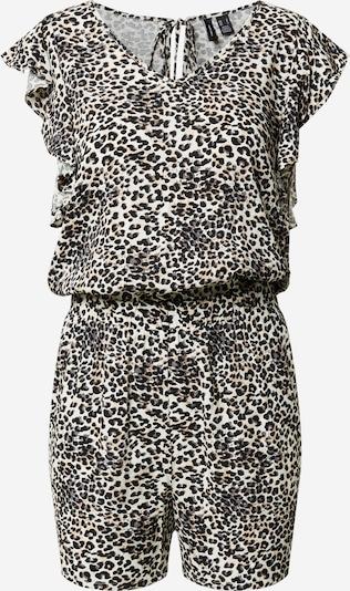 VERO MODA Jumpsuit in Beige / Cream / Grey / Black, Item view
