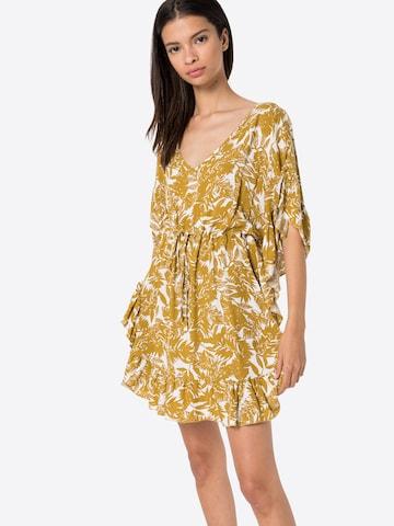 Trendyol Dress in Yellow