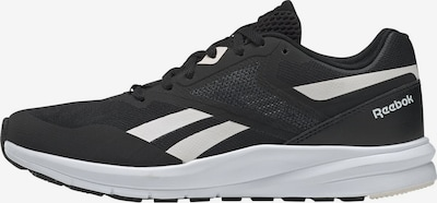 REEBOK Laufschuh in schwarz / weiß, Produktansicht