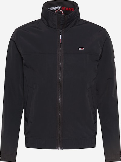 Tommy Jeans Between-season jacket in black, Item view