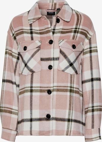 Vero Moda Curve Jacke in Pink