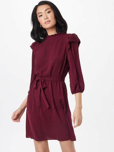 NEW LOOK Košilové šaty 'JANE' - burgundská červeň, Model/ka