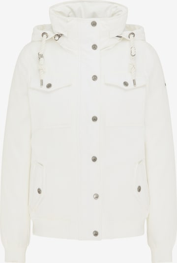 DreiMaster Vintage Jacke in wollweiß, Produktansicht
