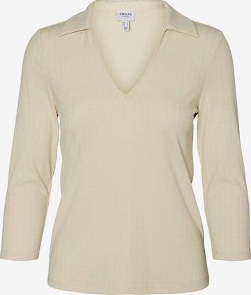 Vero Moda Aware Shirt 'Rare' in Beige