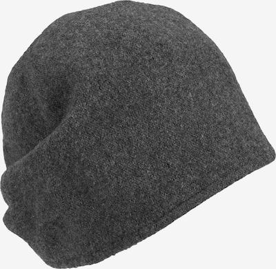 LOEVENICH Beanie ' aus Wolle ' in anthrazit, Produktansicht