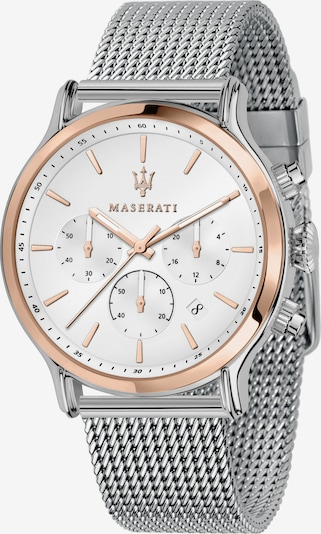 Maserati QUARZ 'EPOCA 42MM' in rosé, Produktansicht
