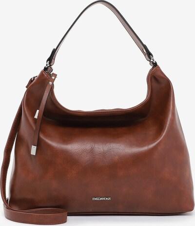 Emily & Noah Handtasche ' Elif ' in braun, Produktansicht