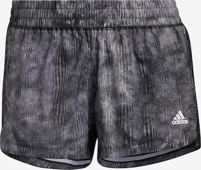 ADIDAS PERFORMANCE Sportbroek in de kleur Antraciet, Productweergave