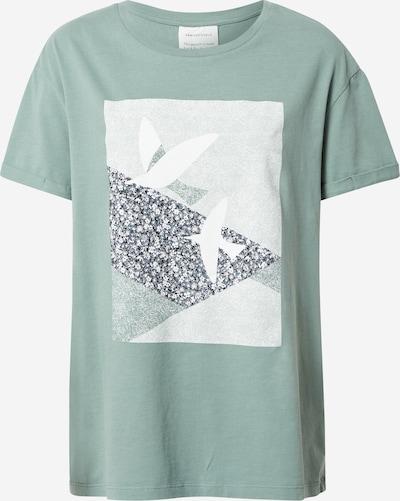 ARMEDANGELS T-shirt 'NAALIN PRIMROSE DOVES' en vert / mélange de couleurs, Vue avec produit