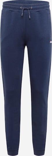 FILA Pantalon de sport 'EDANC' en bleu marine, Vue avec produit
