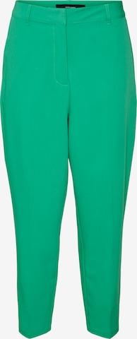 Pantalon à plis 'Zelda' VERO MODA en vert