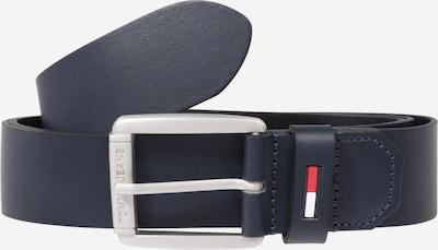 Tommy Jeans Gürtel in dunkelblau / rot / weiß, Produktansicht