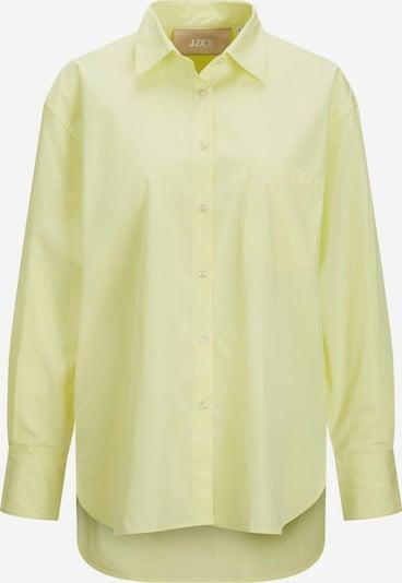 JJXX Blouse 'Jamie' in de kleur Geel, Productweergave