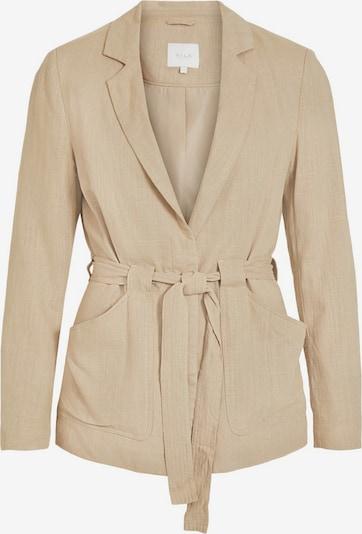 VILA Blazer 'SAFARI' en beige clair, Vue avec produit