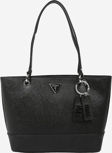 GUESS Nakupovalna torba 'NOELLE' | črna barva, Prikaz izdelka