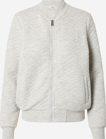 LTB Sweat jacket 'Mifola' in Grey