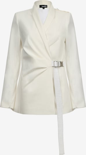 Monosuit Blazer 'EVERYTHING-POSSIBLE' in weiß, Produktansicht