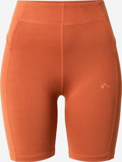 ONLY PLAY Pantalon de sport 'Fima' en cognac, Vue avec produit