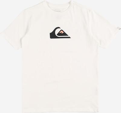 Tricou funcțional QUIKSILVER pe portocaliu / negru / alb, Vizualizare produs