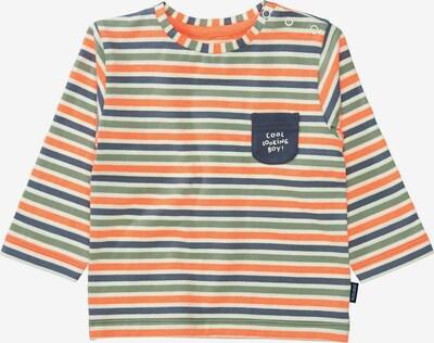 STACCATO Baby Langarmshirt für Jungen in blau / grün / orange, Produktansicht