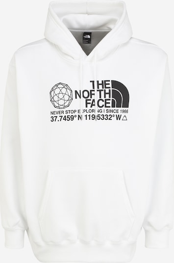 THE NORTH FACE Mikina 'COORDINATES' - čierna / biela, Produkt