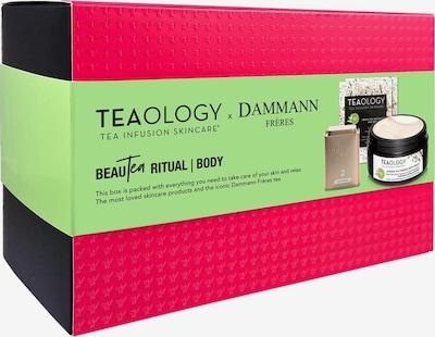 Teaology Geschenkset in weiß, Produktansicht