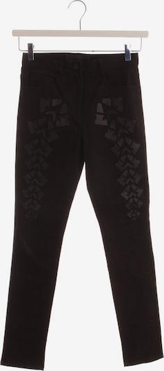 H&M Jeans in 25-26 in schwarz, Produktansicht