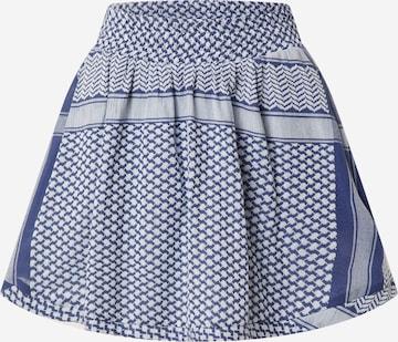 Cecilie Copenhagen Skirt in Blue