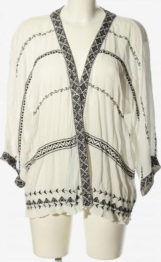 Pepe Jeans Kimono in XS in schwarz / weiß, Produktansicht