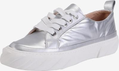 Ekonika Sneaker in silber, Produktansicht