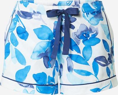 Cyberjammies Pyjamahose 'Libby' in blau / dunkelblau / weiß, Produktansicht