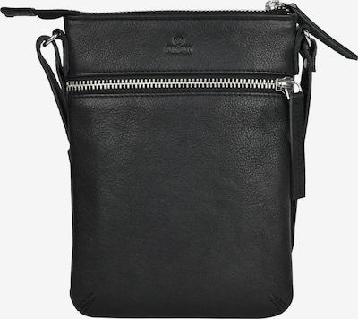 ADAX Umhängetasche 'Anetta' in schwarz, Produktansicht