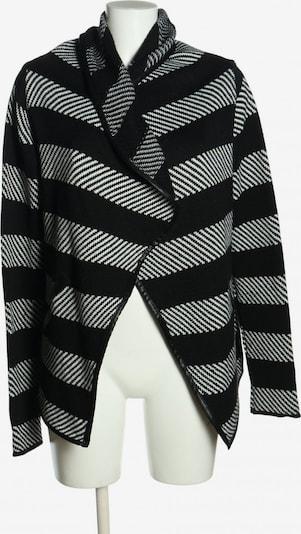 Infinity woman Strickjacke in S in schwarz / weiß, Produktansicht