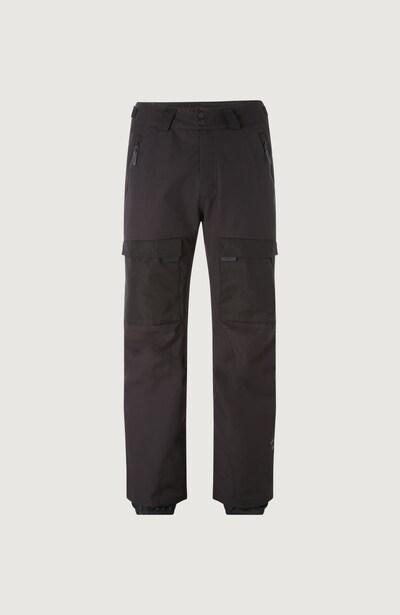 O'NEILL Pantalon outdoor 'Utility' en noir, Vue avec produit