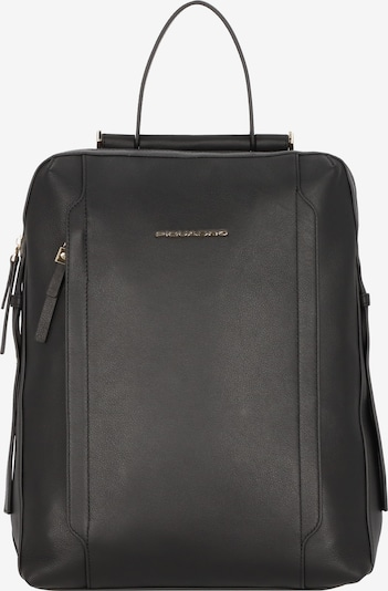 Piquadro Backpack 'Circle' in Black, Item view
