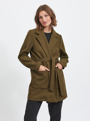 VILA Mantel in Grün