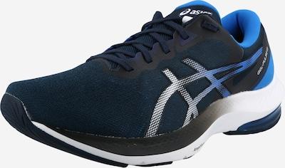ASICS Laufschuh in blau / dunkelblau / weiß, Produktansicht